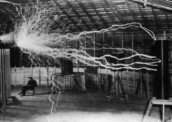 Tesla'nın hayali: Kablosuz elektrik