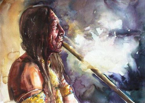 Kızılderilierin doğaya bakışı