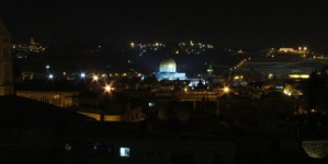 Kudüs'deki İnanılmaz UFO Görüntüsü