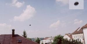 Polonya'da Görüntülenen UFO