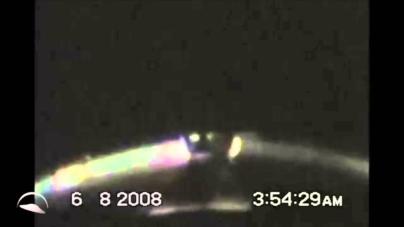 Türkiye Kumburgaz da Kayda Alınan UFO Hakkında ki Açıklamalar
