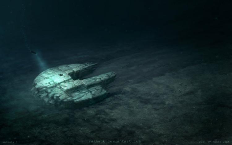 Baltık Denizi Ufosu
