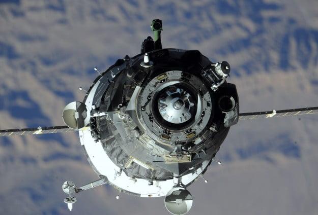 Rusların ve Amerikalıların Uzayda Çektiği UFO Görüntüleri