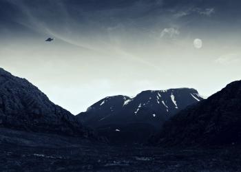 Kameralara Yakalanan UFO Görüntüleri