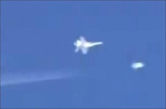 Yeni Ufo Görüntüleri