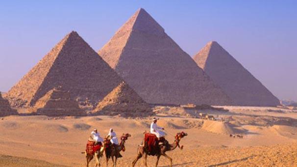 Piramitlerin açıklanamayan sırları ve esrarı