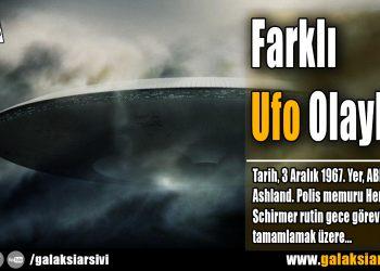 Farklı Ufo Olayları