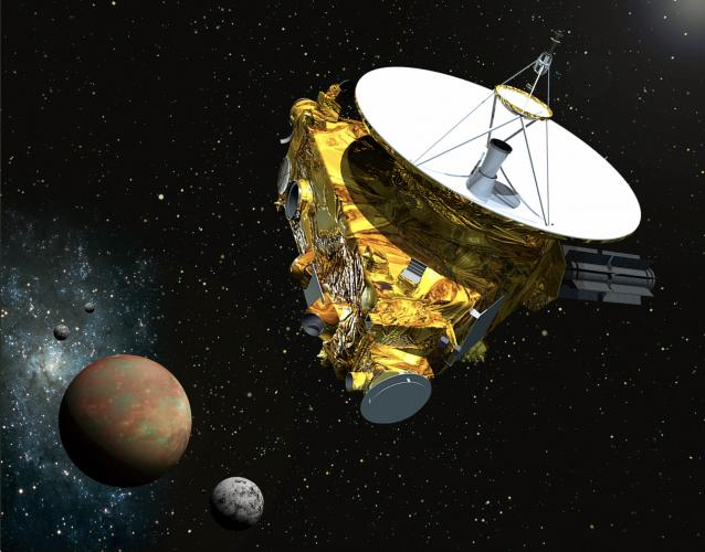 New Horizon'ın Pluto Görevinin Başlamasına 20 Gün Kaldı
