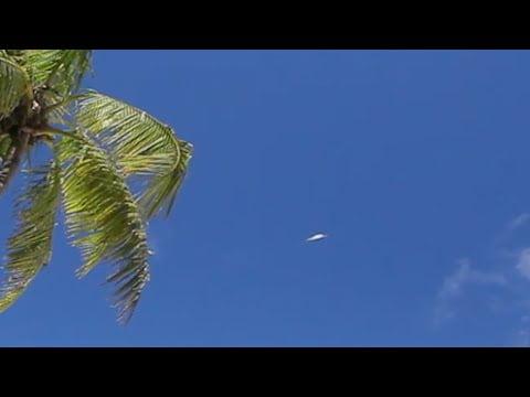 Nanaku Adası – Fiji de Görüntülenen UFO