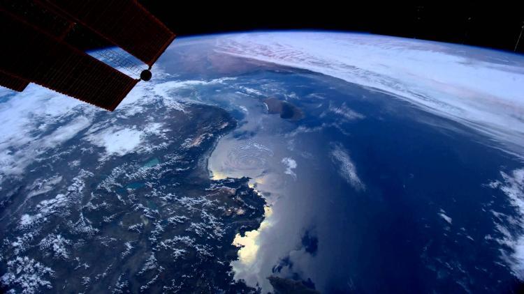 Uluslararası Uzay İstasyonu ISS'ten UltraHD 4K Dünya