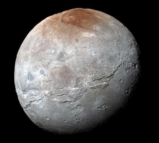 Charon : Plüton'un Uydusu