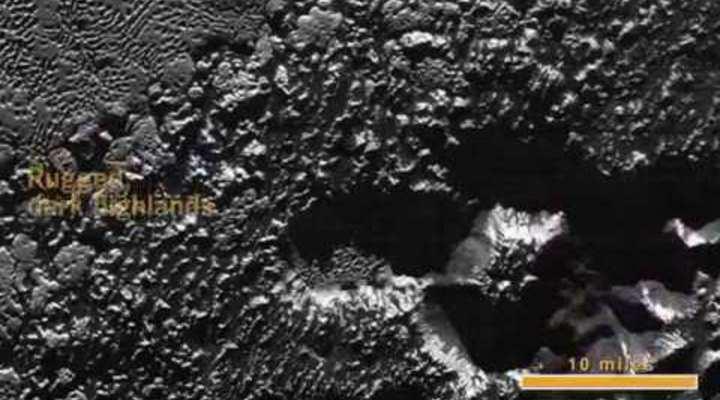 Pluto ya Yakından Bakın