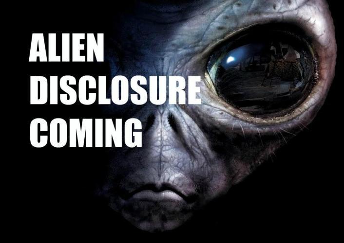 UFO DISCLOSURE 2017