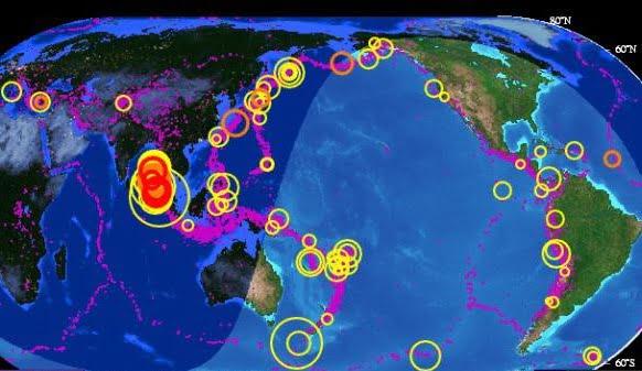 """48 Saatte 5 Büyük Deprem! Sismologlar Uyardı: """"Daha Büyük Depremlerin Habercisi!"""""""