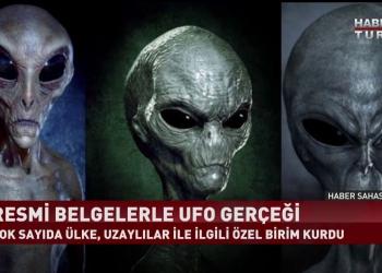 Haber Sahası Programı – 13 Ocak 2017 (UFO Dosyası)