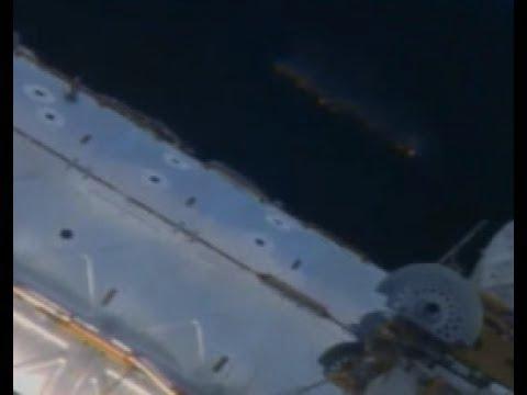 ISS Kameralarına Yakalanan Bir UFO daha 16.07.2017