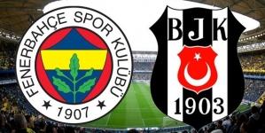 Fenerbahçe Beşiktaş Maçı Canlı İzleme Linki