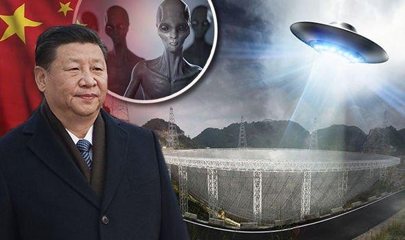 İFŞA EDİYORUZ! Çin, Uzaylılarla İlk Temas İçin Dev Çanak Kullanacak