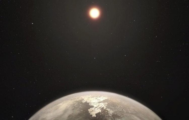 Yeni Bir Dünya Daha Bulundu : ROSS 128B !