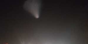 Tuzla ' da Garip Işıklar!