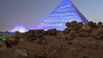 Giza Piramidi Hakkında Çarpıcı Gerçekler!