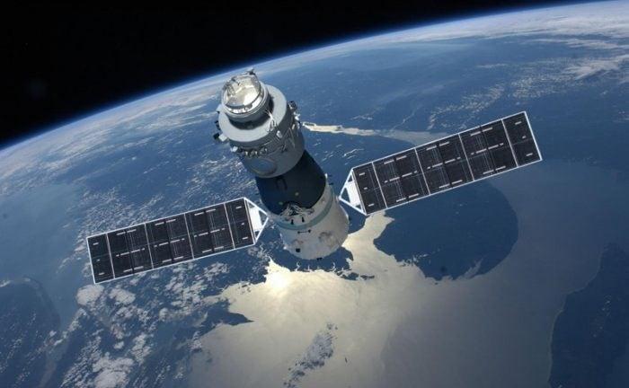 Çin'in Uzay İstasyonu Kontrolden Çıktı, Dünya'ya Düşecek!