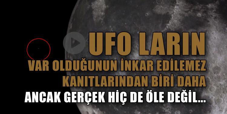 AYDAN KALKAN UFO
