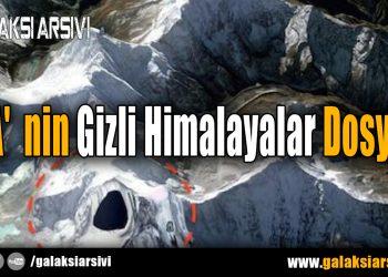 CIA' nin Gizli Himalayalar Dosyası
