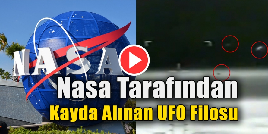 Nasa Tarafından Kayda Alınan UFO Filosu