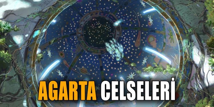AGARTA CELSELERİ