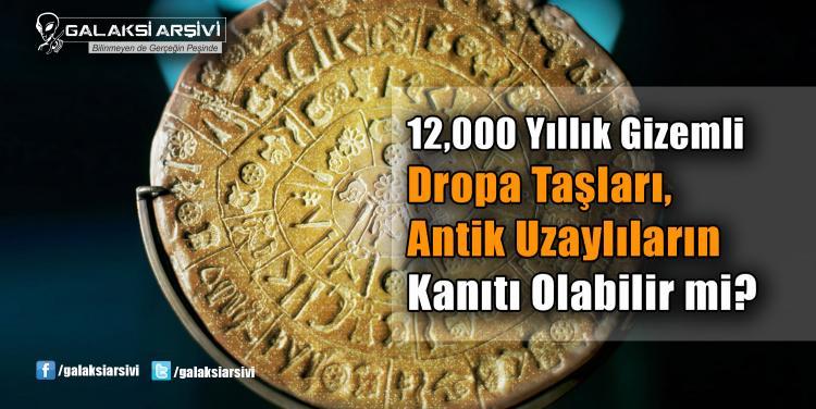 12,000 Yıllık Gizemli Dropa Taşları, Antik Uzaylıların Kanıtı Olabilir mi?