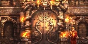 Eski Padmanabhaswamy Tapınağının Gizemli Mühürlü Kapısı