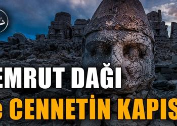 NEMRUT DAĞI ve CENNETİN KAPISI ( 360 VR )