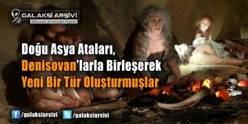Doğu Asya Ataları, Denisovan'larla Birleşerek Yeni Bir Tür Oluşturmuşlar