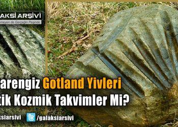 Esrarengiz Gotland Yivleri Antik Kozmik Takvimler Mi?