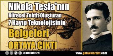 Nikola Tesla'nın Küresel Tehtit Oluşturan 7 Kayıp Teknolojisinin Belgeleri ORTAYA ÇIKTI