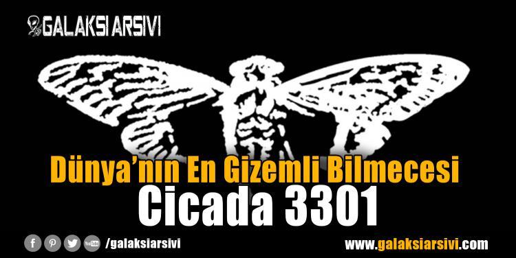 Dünya'nın En Gizemli Bilmecesi Cicada 3301
