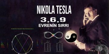 Nikola Tesla Ve Evrenin Sırrı: 3, 6 ve 9 Rakamlarının Ardındaki Gizli Sır Neydi?