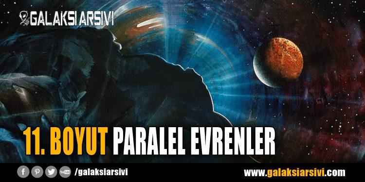 11. BOYUT PARALEL EVRENLER