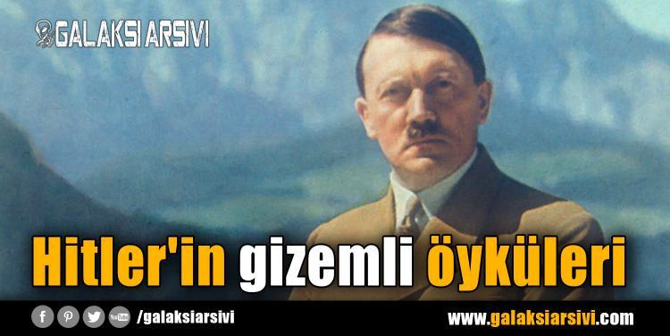 Hitler'in gizemli öyküleri