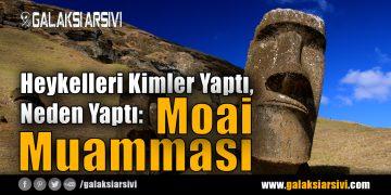 Heykelleri Kimler Yaptı, Neden Yaptı: Moai Muamması