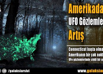 Amerikada ki UFO Gözlemlerinde Artış