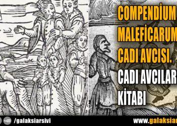 COMPENDİUM MALEFİCARUM /CADI AVCISI. CADI AVCILARI EL KİTABI