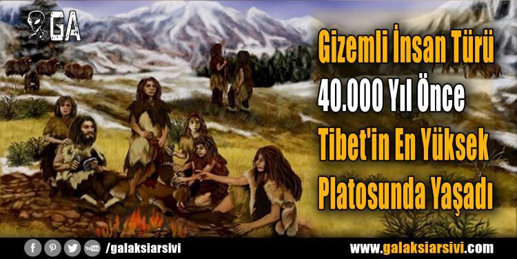 Gizemli İnsan Türü 40.000 Yıl Önce Tibet'in En Yüksek Platosunda Yaşadı