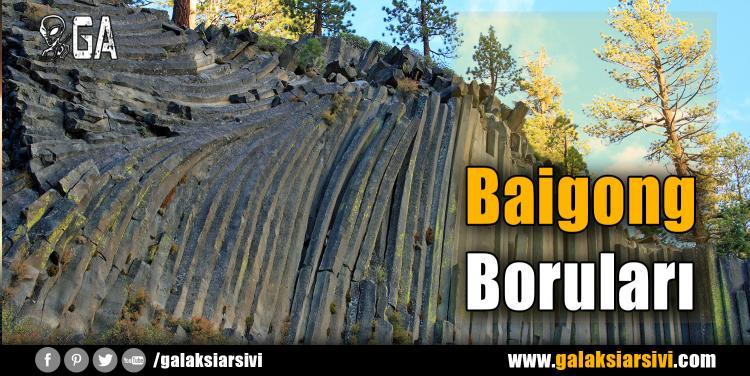 Baigong Boruları