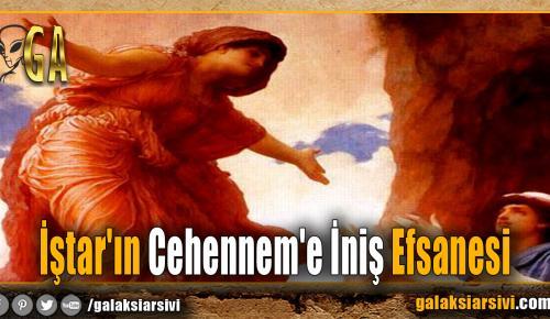 İştar'ın Cehennem'e İniş Efsanesi