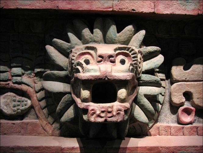 Quetzalcoatl Zülkarneyn'mi?