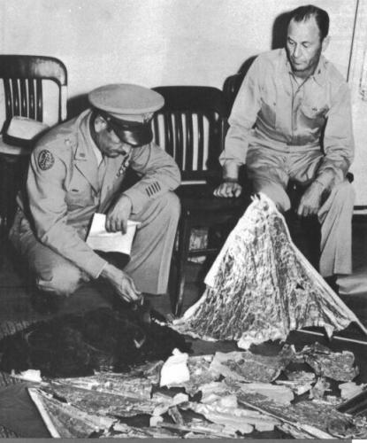 1947 Rosewell Olayının Gerçek Videosu