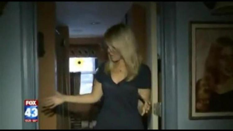 CNN Kanalına Haber Olmuş Gerçek Hayaletli Ev