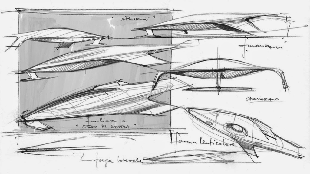 ferrari_ufo_spaceship_spacecraft-_sketch